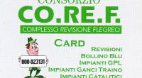 AUTO: centri revisione, noleggio, vendita, impianti GPL, meccanica, ecc…  Consorzio CO.RE.F. Via Scarfoglio,10/a – Agnano (NA) Tel. 081 762 18 09       ...