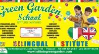 SCUOLE  GREEN GARDEN SCHOOL      Via Montenuovo Licola Patria 105 – Pozzuoli            ...