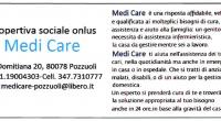 ASSISTENZA SOCIO SANITARIA  MEDI CARE Cooperativa sociale onlus                    ...